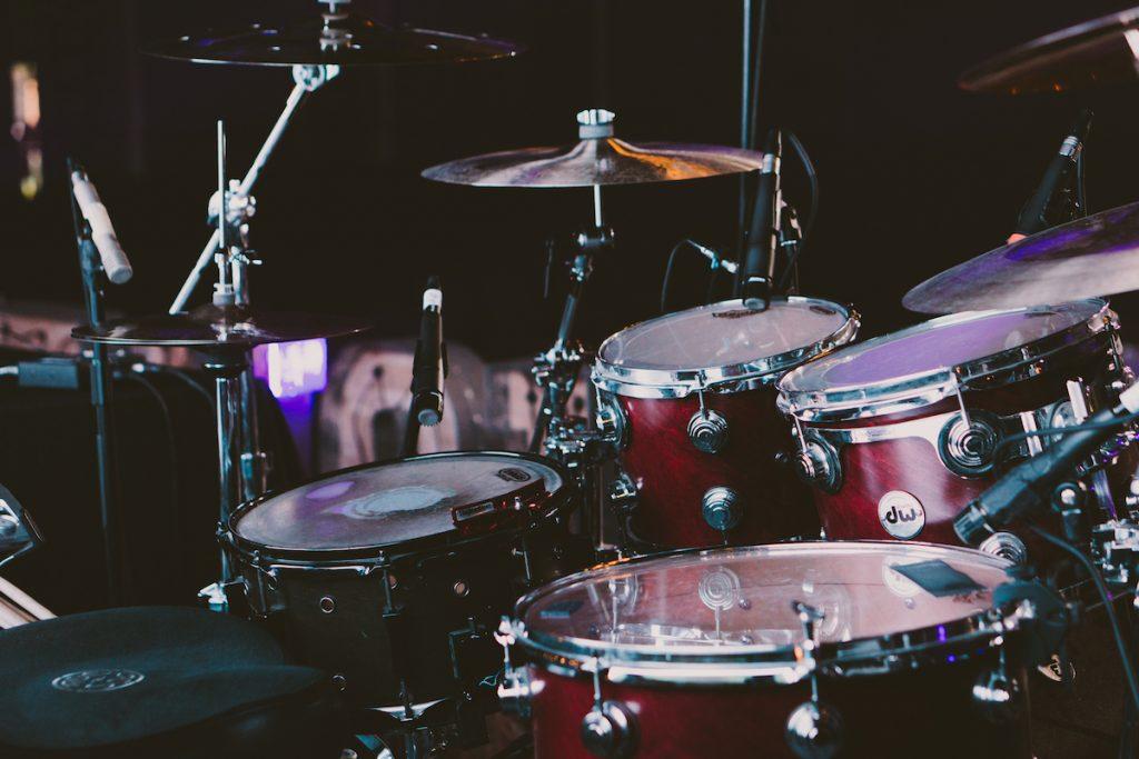 Drums live set