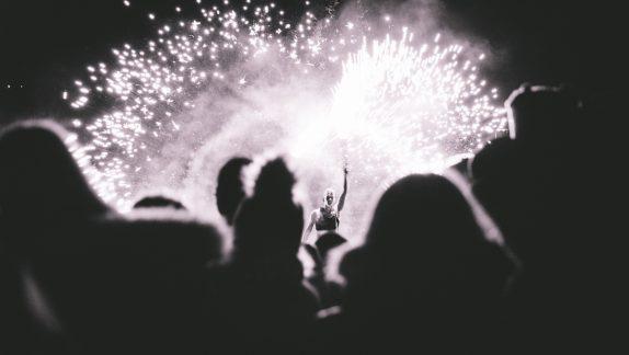 Gig fireworks