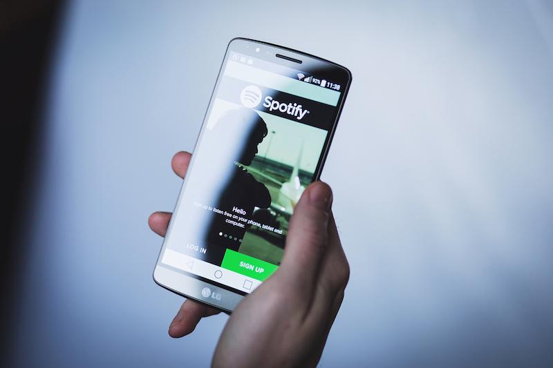 Veröffentliche deine Musik auf Spotify