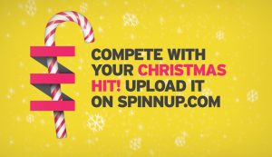 Spinnup Christmas Hit