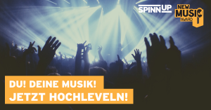 New Music Award und Spinnup