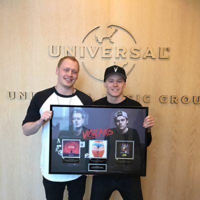 Vigiland go 15x Platinum!