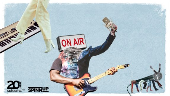 The Next Big Thing mit radioeins und Spinnup