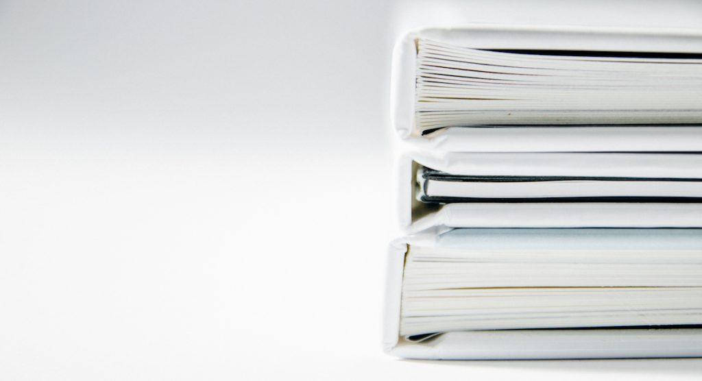 legal binders