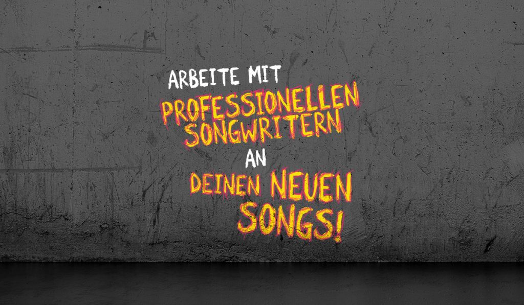 Universal Music Publishing und Spinnup Songwriting Camp