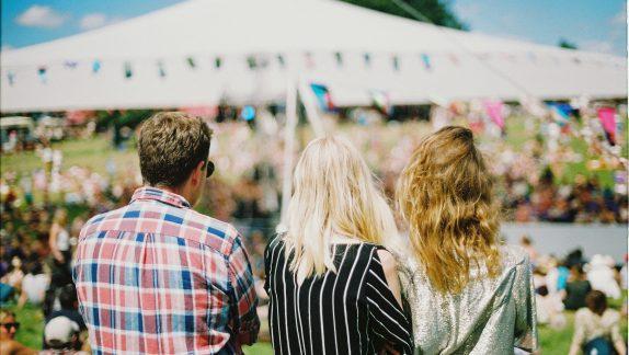 Festival trio