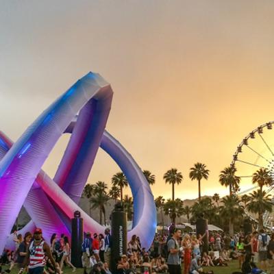 Die Geschichte des Coachella Festivals