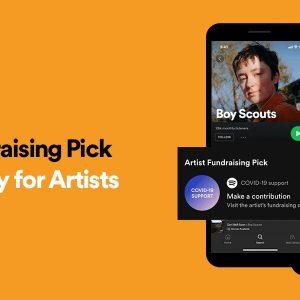 Bei Spotify Zahlungen direkt von Fans erhalten – so geht's