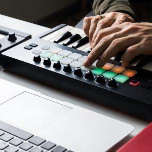 MIDIコントローラーを活用しよう!